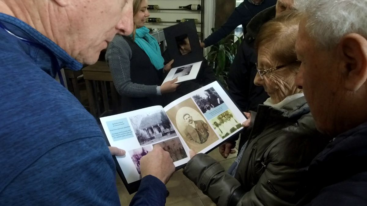 sicily ancestry tours - sicilian family search