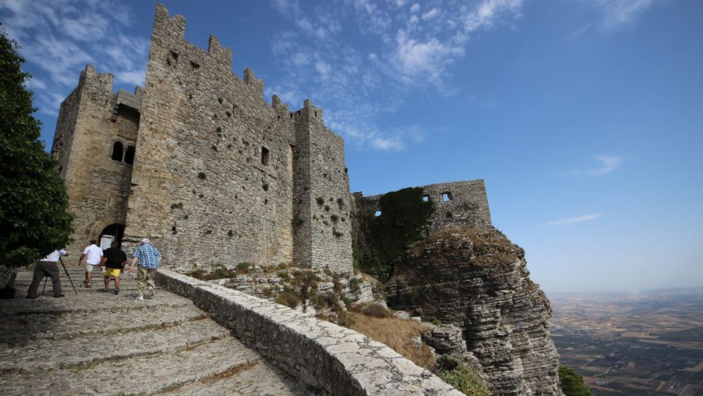 sicily private tour - best things to do in Sicily - Erice heritage tour