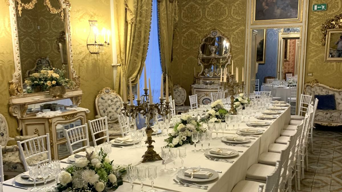 event in sicily italy - gala dinners