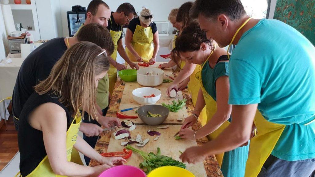 team building events italy - masterchef sicilian food team building sicily