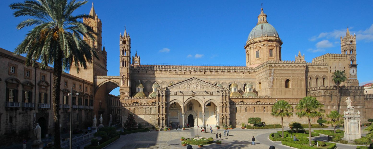 travel packages to sicily- small group tour of sicily - visit Palermo